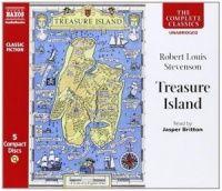 Treasure Island written by Robert Louis Stevenson performed by Jasper Britton on CD (Unabridged)