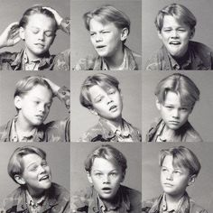 Young faces by Leonardo DiCaprio http://ift.tt/2foz2Re