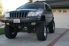 00 jeep grand cherokee lift - Google Search