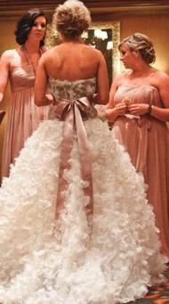Carrie Underwood's dress