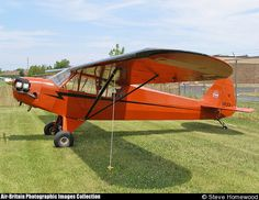 Wag Aero CUBy N1933J, another EAA aeroplane used mainly for flying Young Eagles from Pioneer Airport.