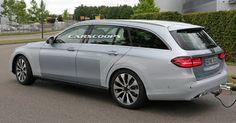 New Mercedes E-Class All-Terrain Wants To Scare Audi Allroads Away