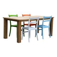Teak tuintafel - Moderne tafels - Tafels | Zen Lifestyle