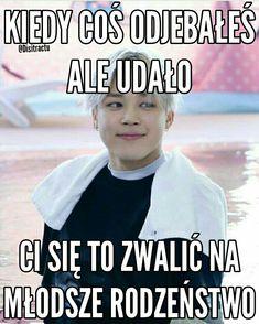 K Meme, Funny Kpop Memes, Wtf Funny, Bts Memes, Asian Meme, Polish Memes, Weekend Humor, I Love Bts, My Hero Academia Manga