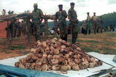 Rwanda Genocide: A Uniquely Horrific Genocide Congo, World History, World War Ii, American Freedom, Destruction, Civilization, Muslim, Pictures, Skulls