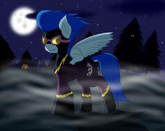 Nightshade's Haloween by OokamiTheWolf1.deviantart.com on @DeviantArt