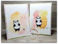 Spritzed Party Panda
