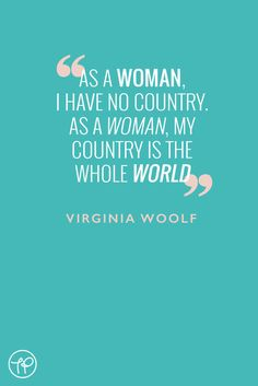 The Pool | Life - Today I'm Channelling Virginia Woolf