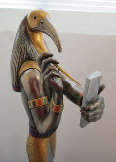 Egyptian God Thoth Statue