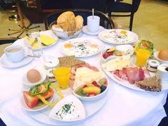 Ein feines Frühstück gibt´s bei der Bäckerei Wienerroither in Pörtschach.