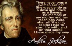 Andrew Jackson Quotes Interesting Andrew Jackson Quotes  Inspiring  Pinterest  Andrew Jackson