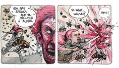 It Will All Hurt – Part 4 – by Farel Dalrymple