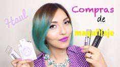 Haul compras de maquillaje Colaboracion con Mega Mayra