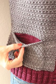 Ravelry: Comfort Zone pattern by Julie