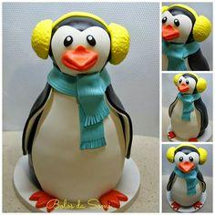 Pinguim cake