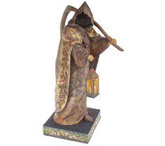 Jim Shore Heartwood Creek Grim Reaper Figurine