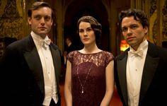 #DowntonAbbey ganha três novos personagens