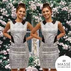 Gorgeous and affordable work appropriate dresses. Available at www.masse.com.au Peplum Dress, Formal Dresses, Store, Fashion, Formal Gowns, Moda, Fashion Styles, Formal Dress, Business