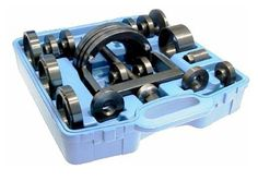 Master Wheel Bearing and Hub R&R Kit with Case