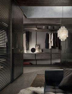 Dressing penthouse