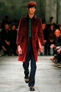 Prada unveiled its Fall/Winter 2017 collection during Milan Fashion Week.