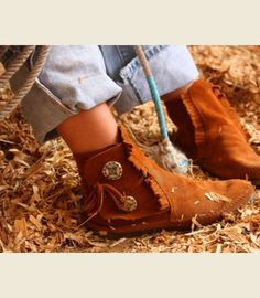 THE CONCHO MOCCASIN - Junk GYpSy co.