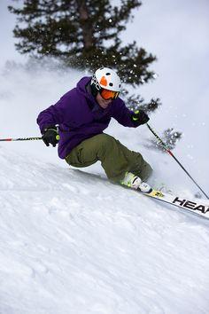 Tips for Skiing, Learn to Ski, How to be a Better Skier, Ski Like a Pro SKI Magazine Alpine Skiing, Snow Skiing, Ski And Snowboard, Snowboarding, Off Piste Skiing, Trekking, Ski Magazine, Top Ski, Golf Instructors