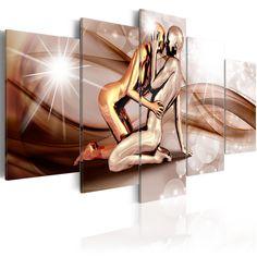 Votre intérieur est à 2 doigts de vous remercier  ---------------------------------------------------------------------  Tableau - 5 tableaux - Vagues de l'amour à 79,90€  sur https://www.recollection.fr/tableaux-abstraction-amour/10778-tableau-vagues-de-l-amour.html  #Amour #mobilier #deco #Artgeist #recollection #decointerior #interiordesign #design #home  ---------------------------------------------------------------------  Mobilier design et décoration intérieure  www.recollection.fr