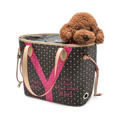 Lovely summer Dog Carrier Travel Shoulder Bag PU Leather Dog Carrier cat Bag Tote Puppies Handbag Cate Cage Doggy Purse cat Dog Carrier Bag Portable Purse Soft-sided Outdoor Travel Carrier for Yorkie ** You can find out more details at the link of the image. (This is an affiliate link and I receive a commission for the sales) #MyCat