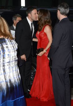 Pin for Later: 10 Times Ben and Jen Were the Perfect Red Carpet Couple 2012 Argo Premiere