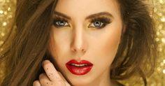 5 ideas de maquillaje con glitter
