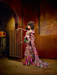 """African Prints in Fashion: Just Splendid: The new Vlisco collection """"Splendeur"""""""