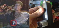 Idle Hands PUFFiT Inhaler Vaporizer
