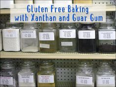 Gluten Free Baking with Xanthan and Guar Gum  vegan, plantbased, earth balance, made just right
