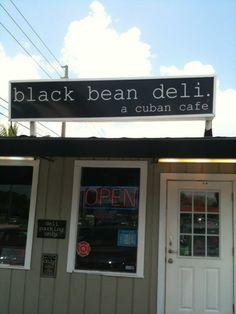 Black Bean Deli #orlando #travel