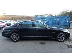 2006 Mercedes-Benz S Class 6.0 S65 AMG Limousine 4dr HUGE SPEC-BI TURBO-EVERY EXTRA Petrol BIRMINGHAM - Top Marques