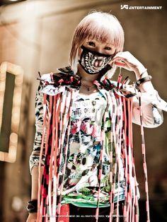 #2NE1 #Minzy [2nd Mini Album] 2011.07