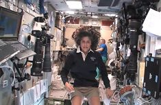 A Glimpse at Where Camera Gear is Kept on the International Space Station