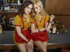 2 broke girls | ... Men' & 'The Big Bang Theory', plus Neustart: '2 Broke Girls