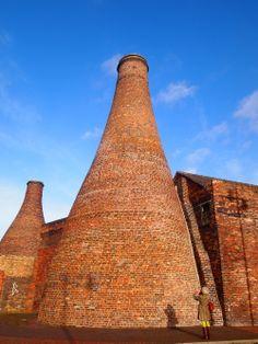Stoke bottle kiln