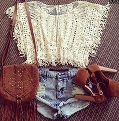 ❤ #boho #fashion me all theeee wayyy