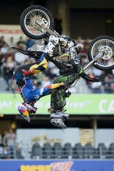 Nitro Circus Live in Moscow 2013