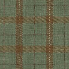 LOGAN PLAID, Teal, W79097, Collection Tidewater from Thibaut
