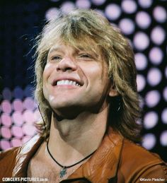 Jon Bon Jovi worked as a Christmas decoration maker. Description from pinterest.com. I searched for this on bing.com/images