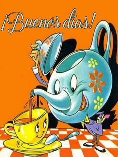 I'm a little teapot, short and stout Here is my handle, here is my spout When it gets to tea time, hear me shout Tip me over and pour me out. Daily Milk, Cuppa Tea, Tea Art, My Cup Of Tea, Ol Days, My Memory, The Good Old Days, In Kindergarten, Vintage Toys