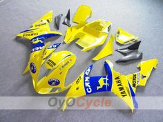 Injection Fairing kit for 05 YZF-R6 | OYO87902648 | RP: US $659.99, SP: US $549.99