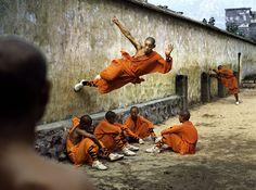Vücudun Sınırlarını Zorlayanlar: Shaolin Keşişleri