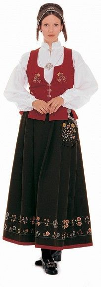 More trondelag style Folk Costume, Costumes, Get Over Your Ex, Traditional Outfits, Norway, Girly, My Love, Clothes, Character Creation