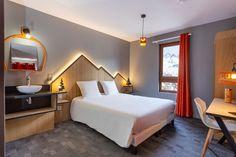 Hotel Ski, Hotel Original, Chalet Ski, Hostel, Cosy, Skiing, Bed, Furniture, Home Decor