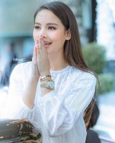 Urassaya Sperbund Korean Beauty, Asian Beauty, Fine Girls, Ulzzang Korean Girl, Pretty Makeup, Celebrity Couples, Asian Fashion, Asian Girl, Black Rolex